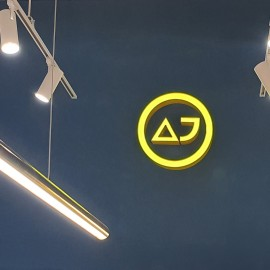 LED채널간판